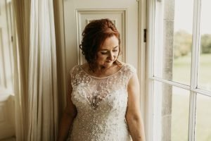 weddings at drenagh house, drenagh, getting ready, bride
