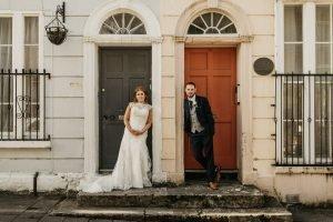 london street, hannah and johnny, street photography