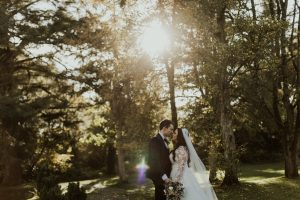 beech hill, beech hill country house hotel, bride and groom, autumn bride