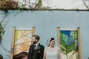 inishowen, bride and groom, derry wedding,