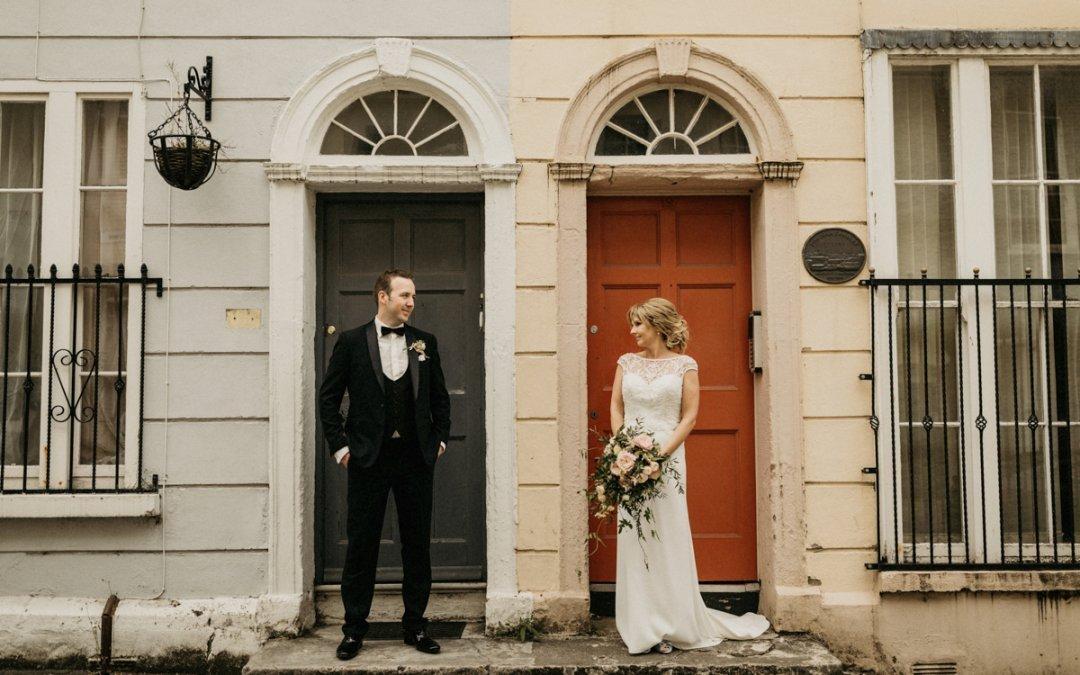 Rhonda and David Bishops Gate Hotel Derry