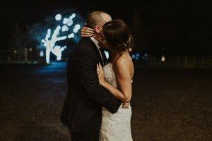 ballymagarvey village wedding venue, happy tears, bride and groom, bridal party, boho