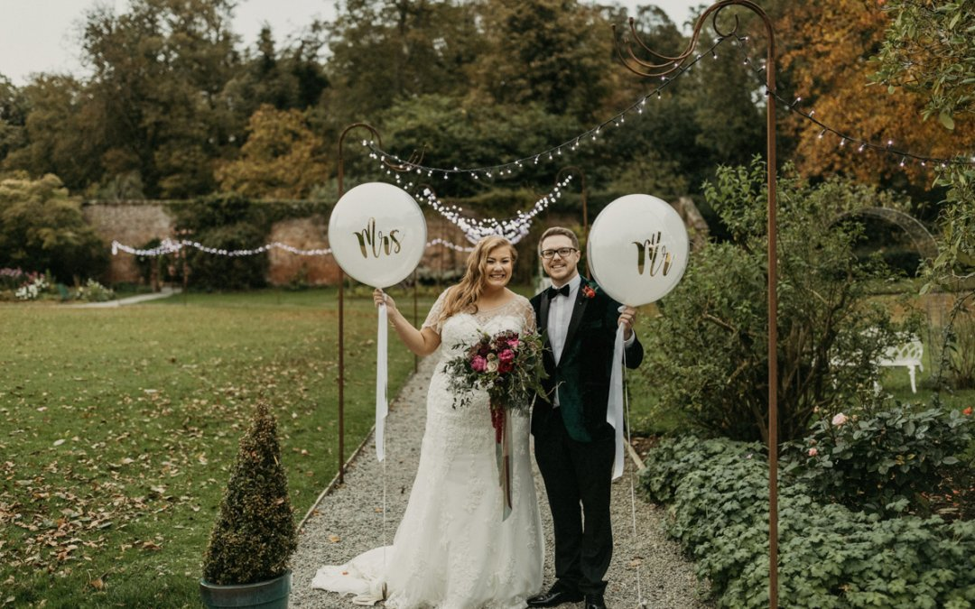 ballyscullion park wedding |steven and kathryn