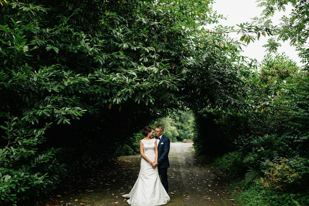 Alison and Marc's Beech Hill Wedding