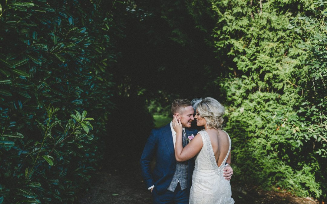 Aisling + Norman Corick House Hotel